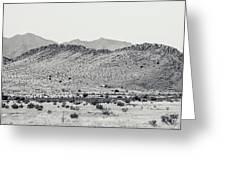 Landscape Galisteo Nm I10p Greeting Card