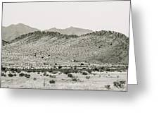 Landscape Galisteo Nm I10q Greeting Card