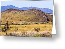 Landscape Galisteo Nm I10s Greeting Card