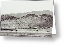 Landscape Galisteo Nm J10c Greeting Card