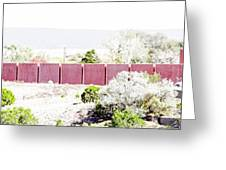 Landscape Galisteo Nm J10l Greeting Card