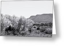 Landscape Galisteo Nm J10p Greeting Card