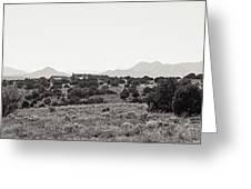 Landscape Galisteo Nm K10k Greeting Card