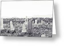Landscape Galisteo Nm K10z Greeting Card