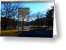 Landscape Ia A Box Greeting Card