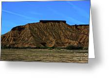 Landscape Scenery Valley Of Fire  Greeting Card