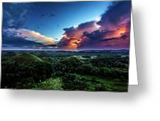 Landscape Series 14 Greeting Card