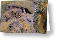 Landslide  Greeting Card