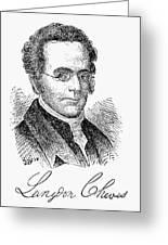 Langdon Cheves (1776-1857) Greeting Card