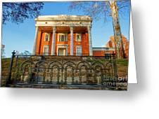 Lanier Mansion Greeting Card