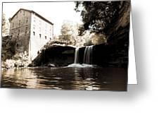 Lantermans Mill Greeting Card