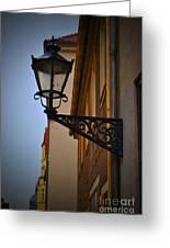 Lantern Of Wittenberg Greeting Card
