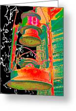 Lantern Greeting Card