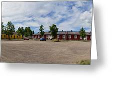 Lappeenranta Fortress Greeting Card