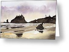 Lapush Greeting Card
