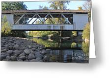Larwood Bridge Greeting Card