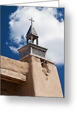 Las Trampas Church Greeting Card