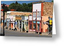 Las Vegas New Mexico Greeting Card