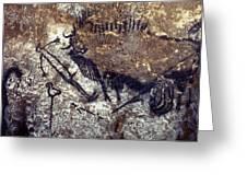 Lascaux: Bison Greeting Card
