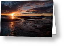 Last Light Greeting Card
