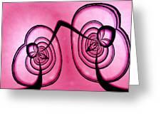 Last Tango Greeting Card by Paul Wear