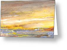 Late Afternoon 26 Greeting Card