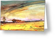 Late Afternoon 31 Greeting Card