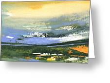 Late Afternoon 33 Greeting Card