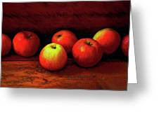 Late Harvest Greeting Card