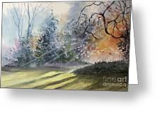 Late Summer  Greeting Card