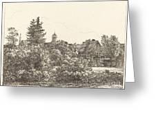 Lauban In Silesia Greeting Card