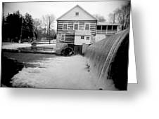 Laughlin Mill Greeting Card