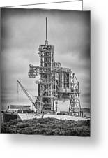 Launch Pad 39a Greeting Card