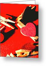 Laundry Love Greeting Card