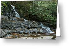 Laurel Falls 2 Greeting Card