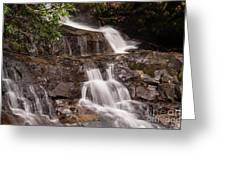 Laurel Falls Five Greeting Card
