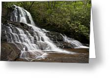 Laurel Falls Greeting Card