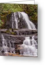 Laurel Falls Three Greeting Card