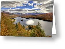 Laurentian Mountains II Greeting Card