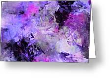 Lavender Gardens Greeting Card