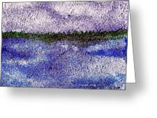 Lavender Land Greeting Card