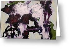 Lavender Series No. 2 Greeting Card