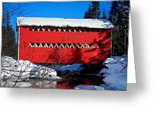 Le Boise Du Pont-rouge ... Greeting Card