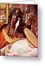 Le Carrousel Greeting Card