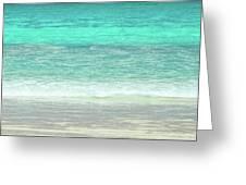 Le Grand Beach 2am-005682 Greeting Card