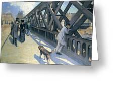 Le Pont De Greeting Card