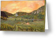 Le Vigne Nel 2010 Greeting Card
