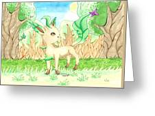 780c8a0b6 Leafeon Illustration Drawing by Benjamin Pugh