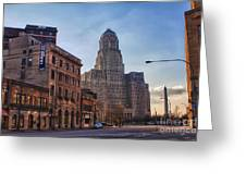 Lease It Greeting Card by Chuck Alaimo