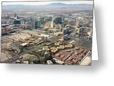 Leaving Las Vegas 3 Greeting Card